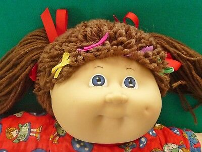 Cabbage Patch girl doll