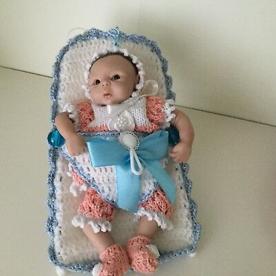 Hand Sculpt Polymer Clay Baby