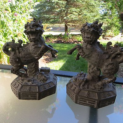. Chinese Guardian Imperial Lions - Feng Shui Foo Dogs