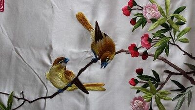Chinese Antique & VINTAGE  EMBROIDERY