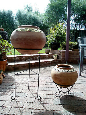 Pot Plant holders on stands