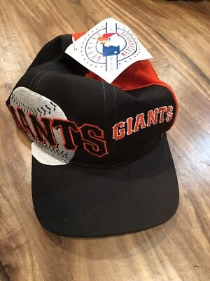 discount vintage san francisco giants mens snapback hat with tags mlb 896ae  81c04 9e2d4a67795