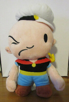 Small Young Plush Popeye Doll