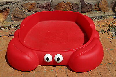 Step 2 Crabbie Large Sand Pit/toddlers Pool With Lid ~ Sydney Pick Up