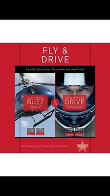 Fly And Drive Gift Experience Day