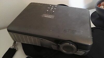 Toshiba TLP-S30 400:1 Contrast 1400 Lumens LCD Video Projector w/Remote&Cables