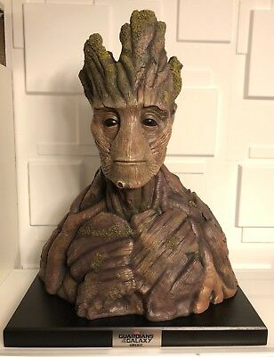 Groot 1:1 Life Size Bust - Guardians of the Galaxy King Arts / Toynami Limited