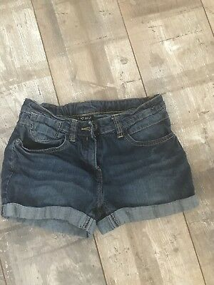 Girls Next Denim Shorts Age 10 Years