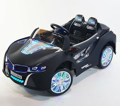 Rideonecar Bmw I8 Style Ride On Car Remote Control Electric Toy 12v