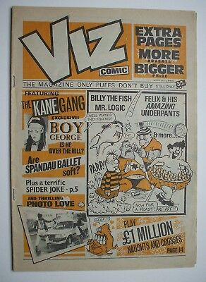 Viz comic no.12 in Near Mint condition