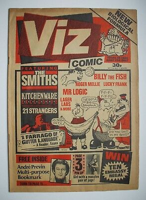 Viz comic no.11 in Near Mint condition