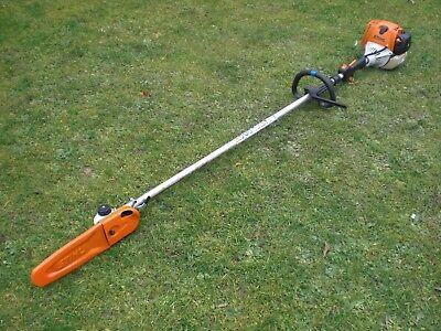 Stihl HL100 Model Long Reach Petrol Chainsaw Pruner Cutter HL95 like combi