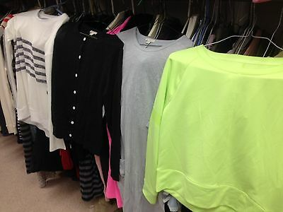100 Pc NEW GAP Mixed Women's Wholesale Clothing Lot  Size Small