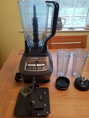 Ninja Mega Kitchen System 1500 WATTS Blender