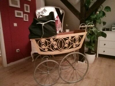 Antiker Kinderwagen um 1900 Original  Brennabor? Naether?
