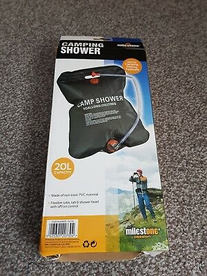 camping shower BRAND NEW