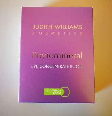 Judith Williams Cosmetics Phytomineral Eye Concentrate in Oil