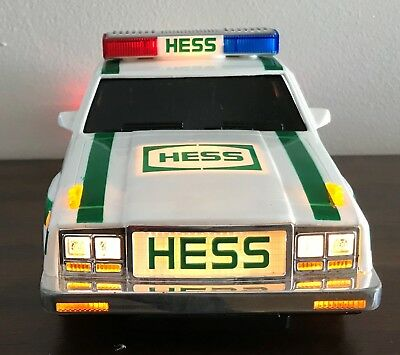 Hess Collectible Patrol Car 1993 - With Working Lights and Sounds