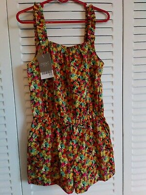 Girls Next Playsuit Age 5 NWT