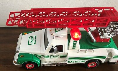 """Hess """"1994 Rescue Truck"""" w/Lights&Sounds~Prev.Owned~Never Used~Free Shipping"""