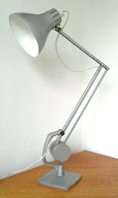 Horstman Industrial Counterbalance Anglepoise Lamp - Working