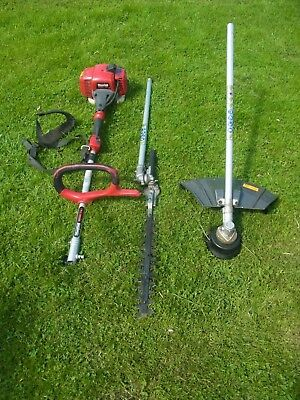 Mountfield  Combi/split Shaft  Strimmer/brushcutter/hedgetrimmer