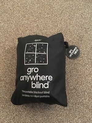 the gro company gro anywhere blackout blind - Excellent Condition.