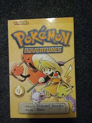 Pokemon Adventures Volume 4