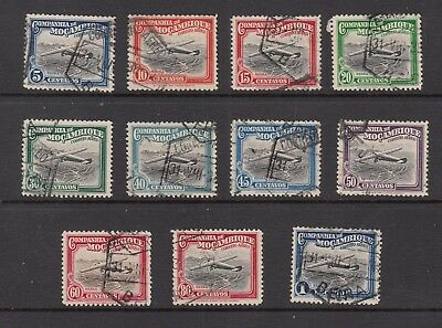 MOZAMBIQUE AIR  STAMPS USED  .Rfno 205.