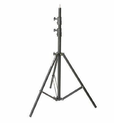 """OPEN BOX Impact Air-Cushioned Heavy Duty Light Stand Black 9'6"""" (2.9m)Ships Free"""