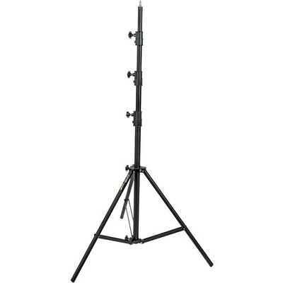 Impact Air Cushioned Heavy Duty Light Stand, Black - 13' (4m) Ships Free