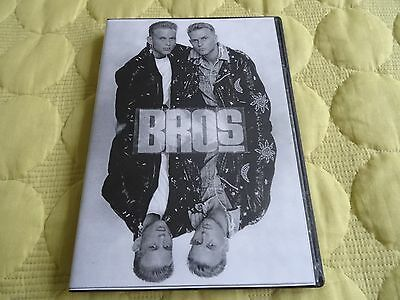 Bros In 2 Summer 2 Dvd Set Rare Wembley Stadium 1989 Matt Goss Luke Goss Too Muc