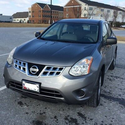2011 Nissan Rogue S Sport Utility 4-Door 2011 Nissan Rogue S FWD 4Dr, Low Mileage, Existing Warranty, Inspected!