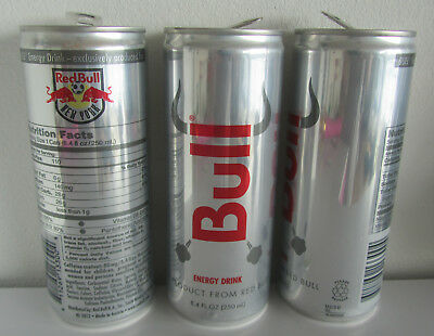 ▓ RED BULL limited Edition BULLS NEW YORK USA Energydrink energy can ▓