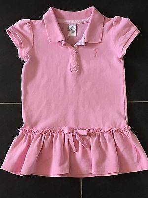 ZARA Polokleid Kurzarm-Kleid rosa for next girl, Gr.82 Gr.80/86, w.NEU!!!