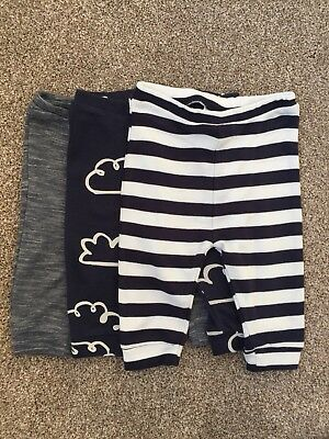 baby boy joggers 3-6 months Next