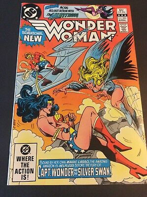 DC Comics WONDER WOMAN Comic Book #290 THE HUNTRESS Backup Story