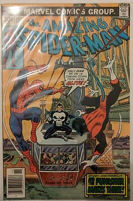 Marvel Amazing Spider-Man 162 (1st appearance of Jigsaw)