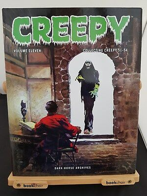 Creepy Archives Volume 11 (Eleven) Dark Horse Comics