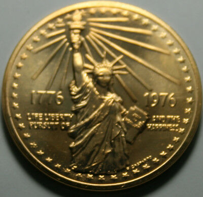 * 1976 Medal from US Mint American Revolution COIN ONLY [AN01]