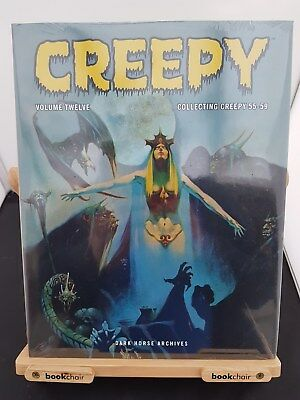 Creepy Archives Volume 12 (Twelve) Dark Horse Comics