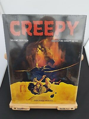 Creepy Archives Volume 13 (Thirteen) Dark Horse Comics