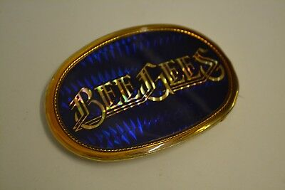 Bee Gees 1970s USA Belt Buckle