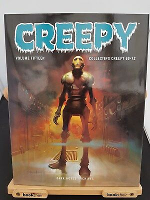 Creepy Archives Volume 15 (Fifteen) Dark Horse Comics