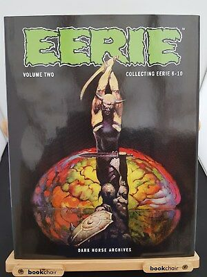 Eerie Archives Volume 2 (Two) Dark Horse Comics