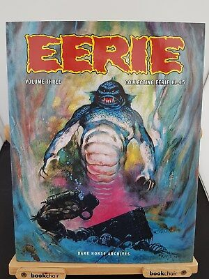Eerie Archives Volume 3 (Three) Dark Horse Comics