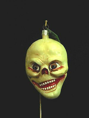 "Slavic Treasures Ornament ""Bonehead"" #02-1067 NIB"