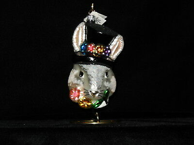 "Slavic Treasures Ornament ""Topper"" NIB #00-186-A."