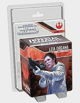 Star Wars Imperial Assault Board Game - Leia Organa Ally Pack