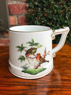 Herend Rothschild Bird large mug/tankard (B)